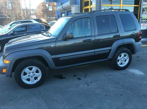 2005 Jeep Liberty for sale in Camden, NJ