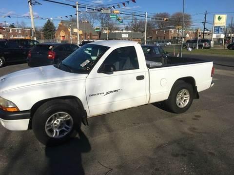 2001 Dodge Dakota for sale in Camden, NJ