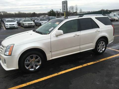 2009 Cadillac SRX for sale in Camden, NJ