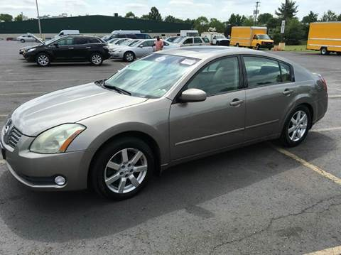 2004 Nissan Maxima for sale in Camden, NJ