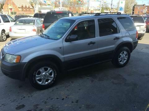 2002 Ford Escape for sale in Camden, NJ