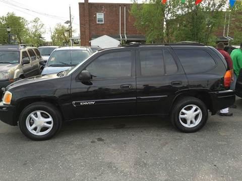 2004 GMC Envoy for sale in Camden, NJ