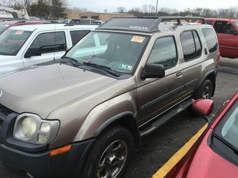 2004 Nissan Xterra for sale in Camden, NJ
