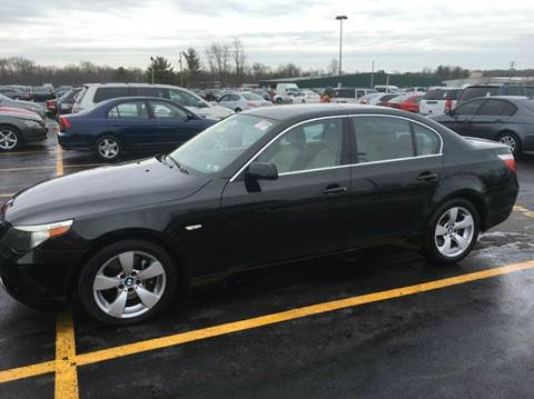 2006 BMW 5 Series for sale in Camden, NJ