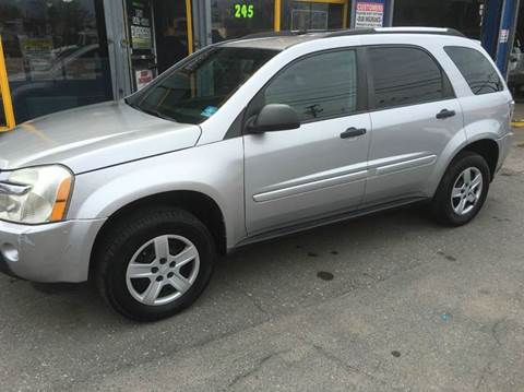 2005 Chevrolet Equinox for sale in Camden, NJ