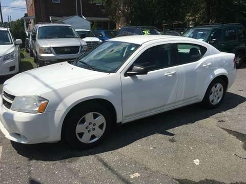 2009 Dodge Avenger for sale in Camden, NJ
