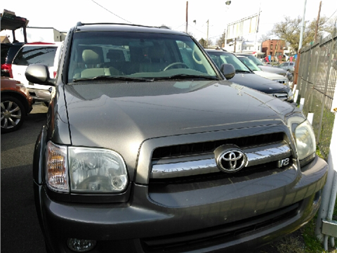 2006 Toyota Sequoia for sale in Washington, DC
