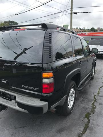 2004 Chevrolet Tahoe Z71 4WD 4dr SUV - Bristol VA