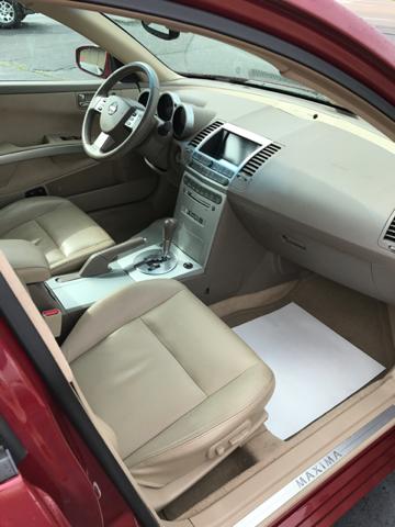 2006 Nissan Maxima 3.5 SE 4dr Sedan w/Automatic - Bristol VA