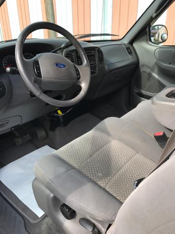 2003 Ford F-150 XLT 4dr SuperCab 4WD Styleside SB - Bristol VA