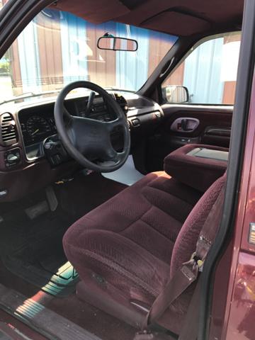 1996 Chevrolet C/K 1500 Series K1500 Silverado 2dr 4WD Standard Cab SB - Bristol VA