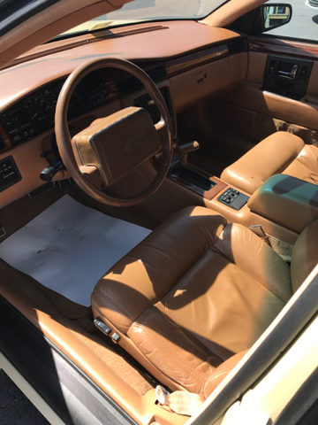1992 Cadillac Seville STS 4dr Sedan - Bristol VA