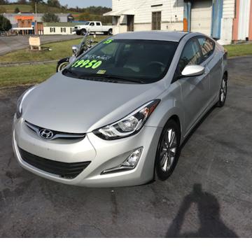 2015 Hyundai Elantra for sale in Bristol, VA