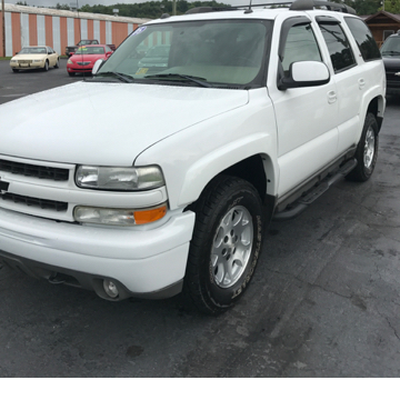 2005 Chevrolet Tahoe for sale in Bristol, VA