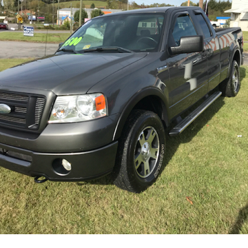 2007 Ford F-150 for sale in Bristol, VA