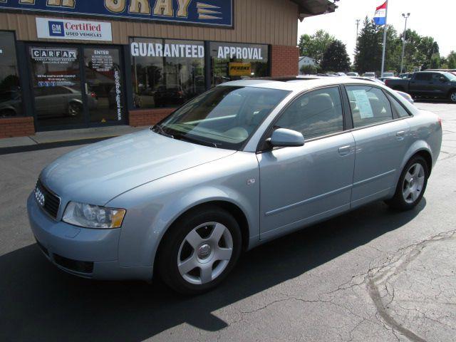 2005 Audi A4