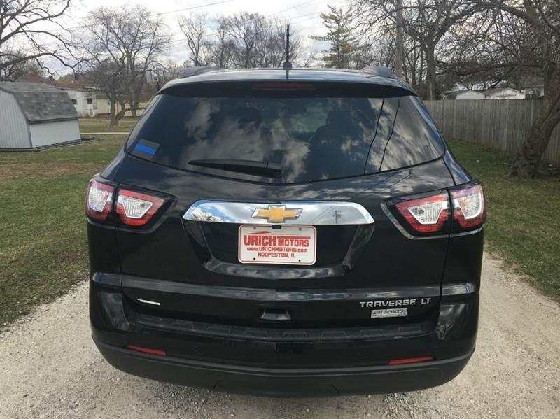 2013 Chevrolet Traverse LT 4dr SUV w/1LT - Hoopeston IL