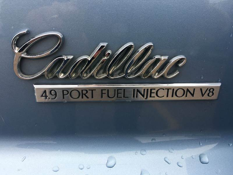 1993 Cadillac DeVille 4dr Sedan - Hoopeston IL