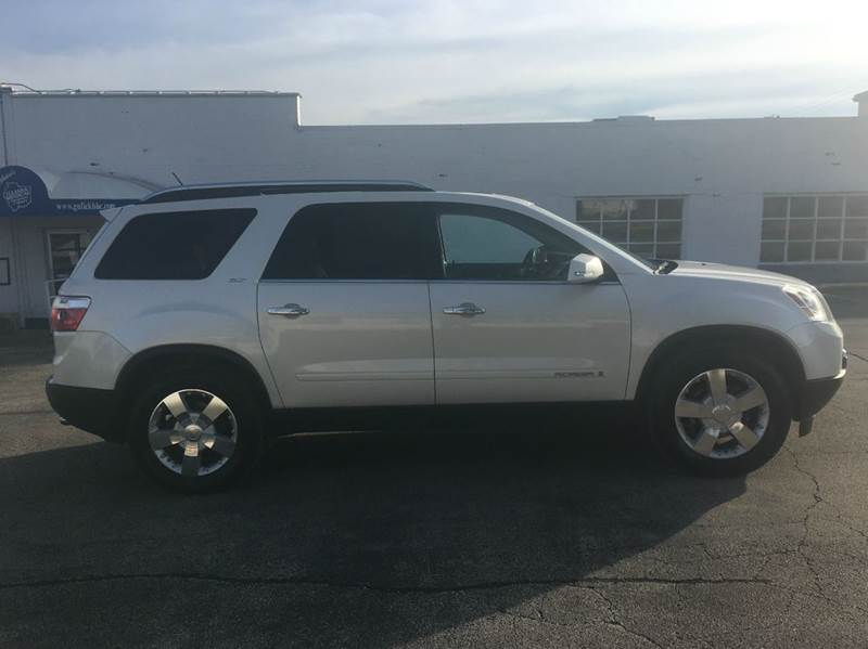 2007 GMC Acadia SLT-2 AWD 4dr SUV - Hoopeston IL