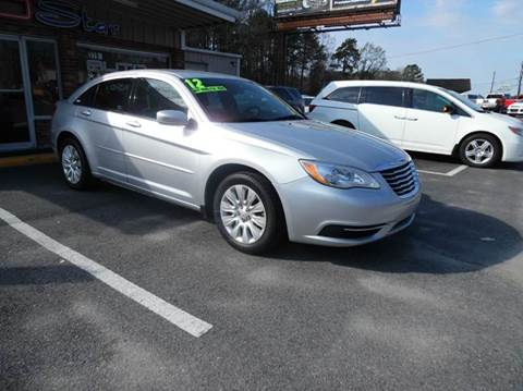 2012 Chrysler 200 for sale in Tucker, GA