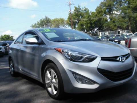 2013 Hyundai Elantra Coupe for sale in Tucker, GA