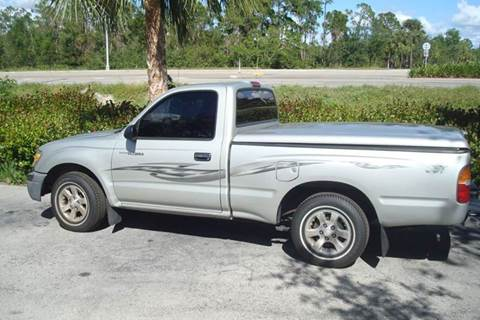 2000 Toyota Tacoma for sale in Estero, FL