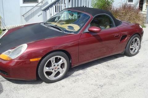 1999 Porsche Boxster for sale in Estero, FL