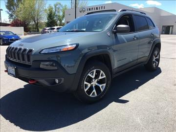 2014 Jeep Cherokee for sale in Reno, NV