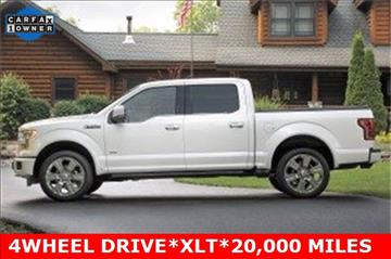 2016 Ford F-150 for sale in Reno, NV