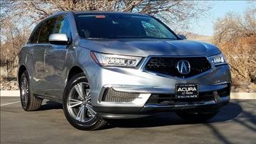 2017 acura mdx for sale. Black Bedroom Furniture Sets. Home Design Ideas