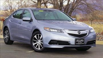 2016 Acura TLX for sale in Reno, NV