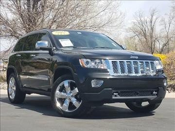 2012 Jeep Grand Cherokee for sale in Reno, NV