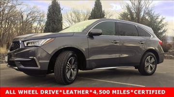 2017 Acura MDX for sale in Reno, NV