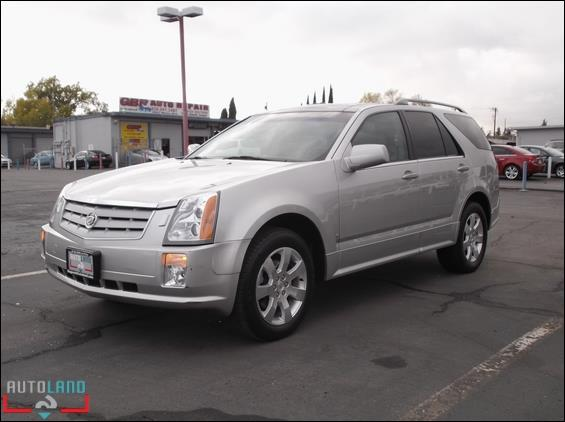 2007 Cadillac SRX for sale in Hayward CA