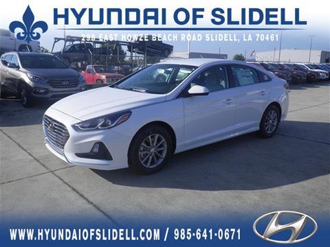 2018 Hyundai Sonata for sale in Slidell, LA
