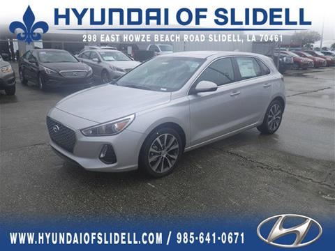 2018 Hyundai Elantra GT for sale in Slidell, LA