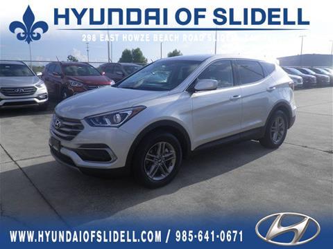2017 Hyundai Santa Fe Sport for sale in Slidell, LA