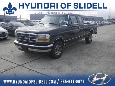 1995 Ford F-150 for sale in Slidell, LA