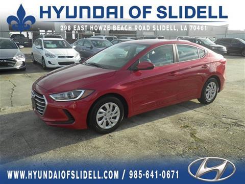 2017 Hyundai Elantra for sale in Slidell, LA