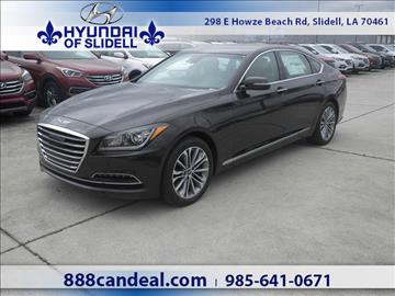 2017 Genesis G80 for sale in Slidell, LA