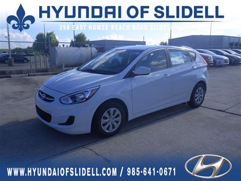 2017 Hyundai Accent for sale in Slidell, LA
