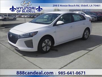 2017 Hyundai Ioniq Hybrid for sale in Slidell, LA