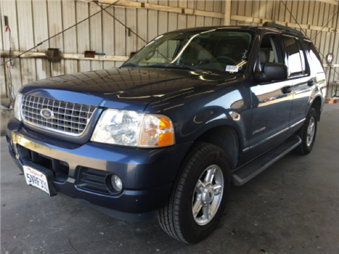 2005 Ford Explorer for sale in Fontana, CA