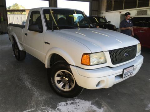 2002 Ford Ranger for sale in Fontana, CA