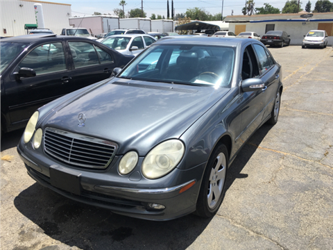 Mercedes benz e class for sale in fontana ca for Mercedes benz fontana ca