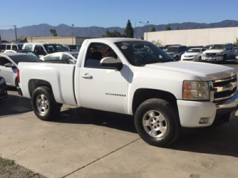 2007 Chevrolet Silverado 1500 for sale in Fontana, CA