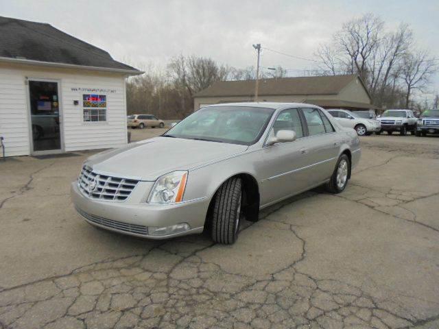 2007 cadillac dts luxury i 4dr sedan in heath oh for Platinum motors heath ohio