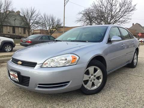 2006 Chevrolet Impala for sale in Kenosha, WI