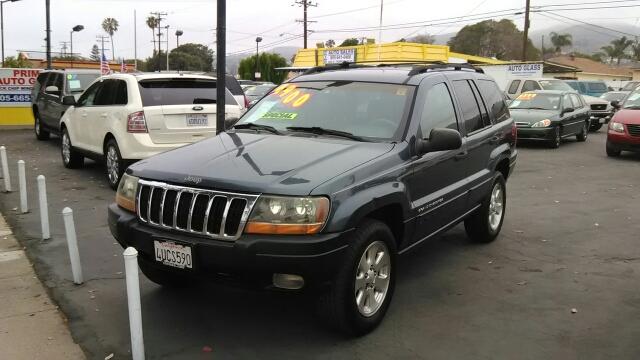 2001 jeep grand cherokee laredo 2wd 4dr suv in ventura ca auto max. Black Bedroom Furniture Sets. Home Design Ideas