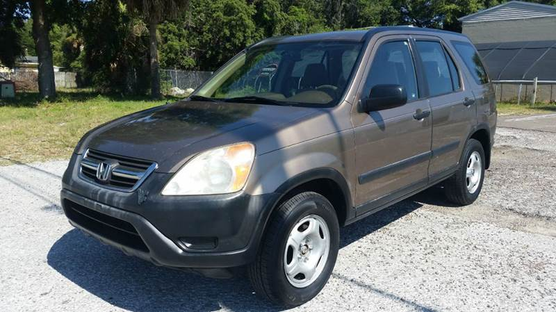2002 honda cr v lx 2wd 4dr suv in tarpon springs fl price wise auto sales inc. Black Bedroom Furniture Sets. Home Design Ideas